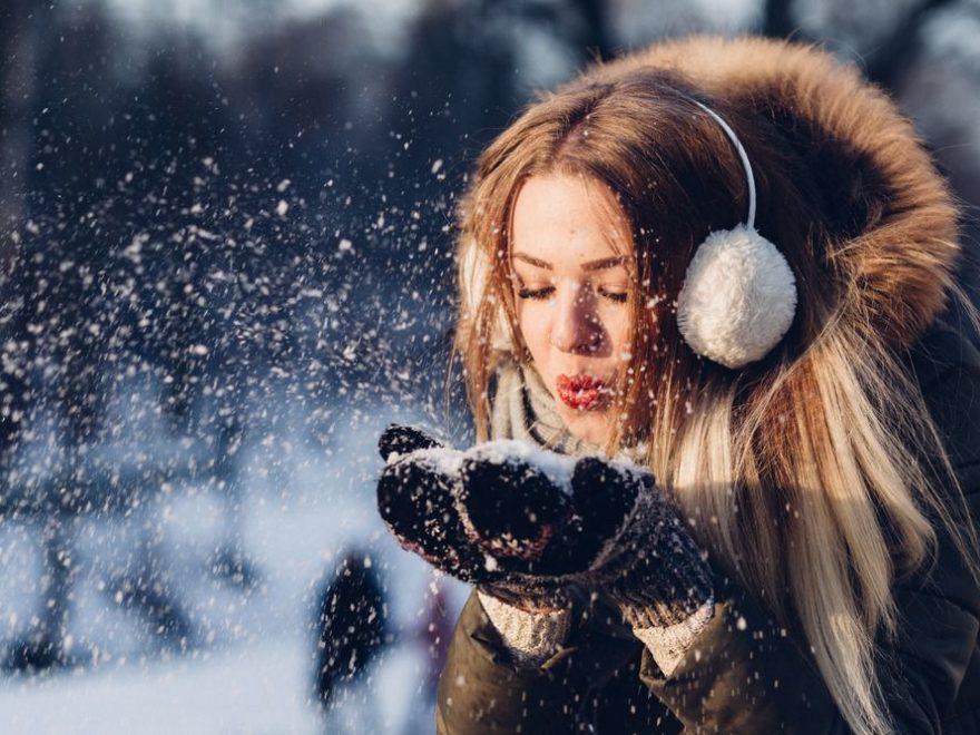 Lång vinter som aldrig tycks ta slut